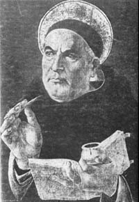 thomas aquinas and the christian trinity Summa theologica - 02 pars prima, trinity and creation saint thomas aquinas (1225 - 1274), translated by the fathers of the english dominican province ( - ).